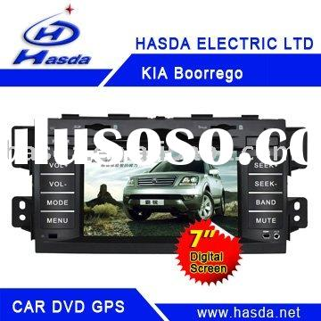 Car dvd gps for KIA Mohave/Borrego