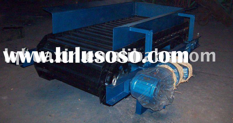 Cement industry,TDG high temperature resistant clinker chain plate conveyor scale