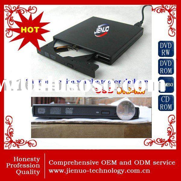 Cheap external DVD burner writer, DVD writer burner, USB Port JNRW588