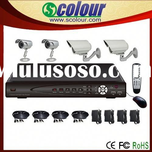 Cheap home Video surveillance dvr server software