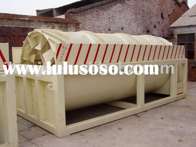 China automatic sweet potato washing machine for making starch