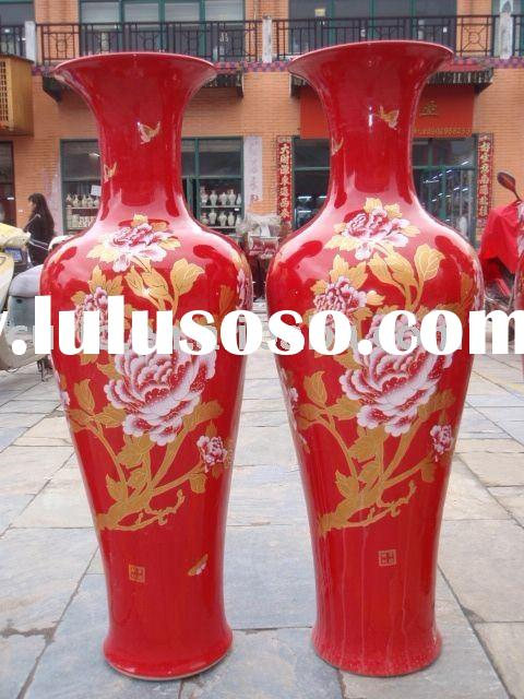 Chinese Antique an pair of Porcelain Vase