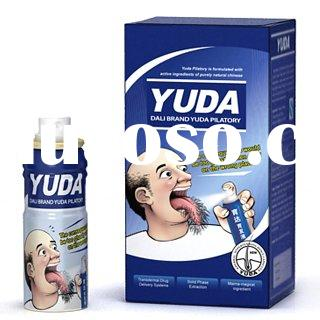 Chinese hair care expert YUDA anti-hair loss treatment *regain your former radiance here