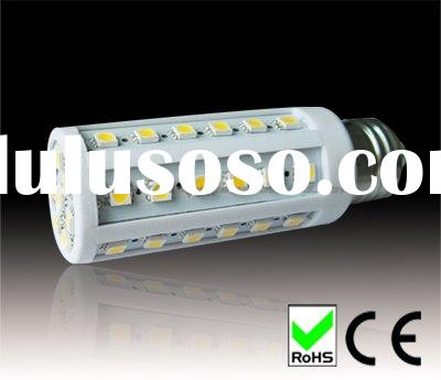 Chinese manufacture smd LED corn grow light E27-44SMD-CL 360 Degree