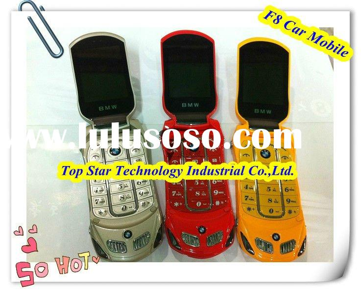 Christmas Promotion !!! Cool Car Phone F8 Mobile Phone with Handwriting and keyboard MP3/MP4 in whol