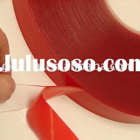 Clear Acrylic Foam VHB Double Sided Tape