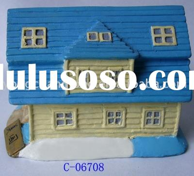 Coin Bank - House shaped