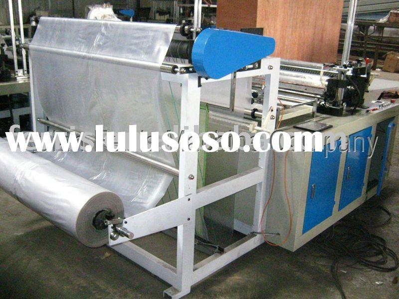 Computer Control Plastic Bag manufacturing machine