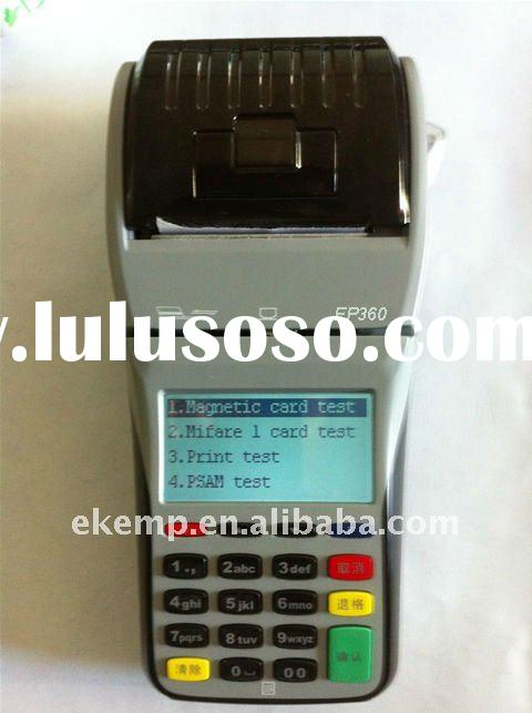 Convenient POS Kiosk with Barcode Reader, Thermal Printer(EP370)