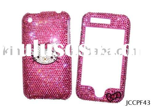 Cute Cell Phone Diamond Hard Cover Protector Case