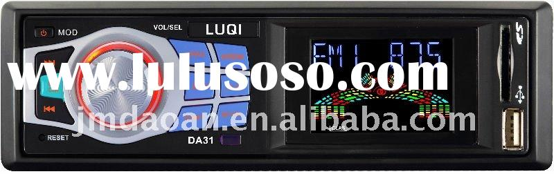 DA-31 2011 Hot Universal Car Audio Player with CE&ROHS and Provide High Quality