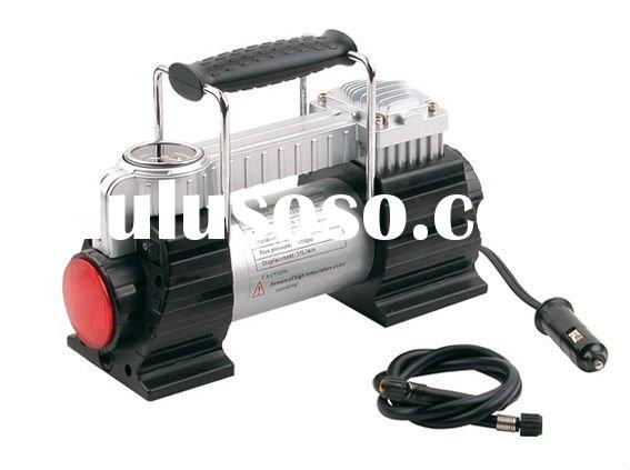 DC12V PORTABLE vehicle air compressor/PUMP LS4018