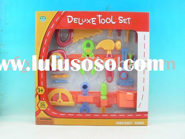 DELUXE TOOL SET TOY