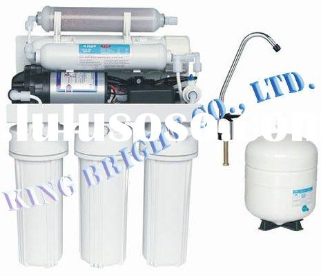 DOMESTIC REVERSE OSMOSIS WATER FILTER SYSTEMS