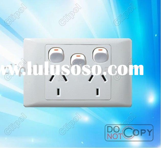 DS716 wall switch,light switch,power point switch, wall socket outlet