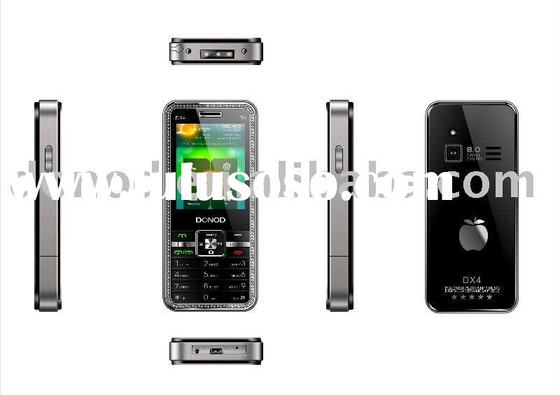 DX4 dual sim dual standby dual T-flash card latest mobile phone