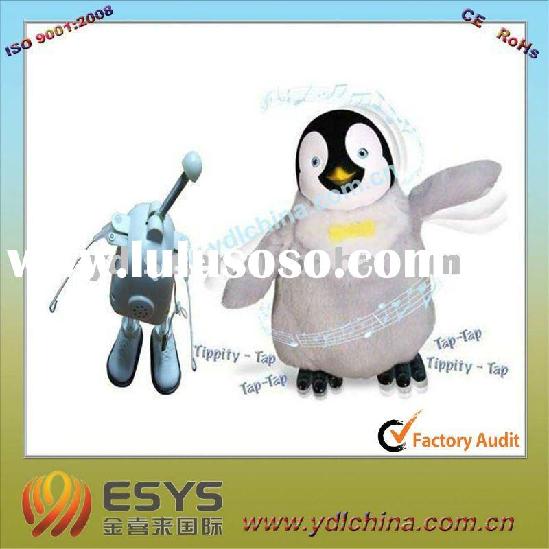 Dancing doll for plush toy or related products