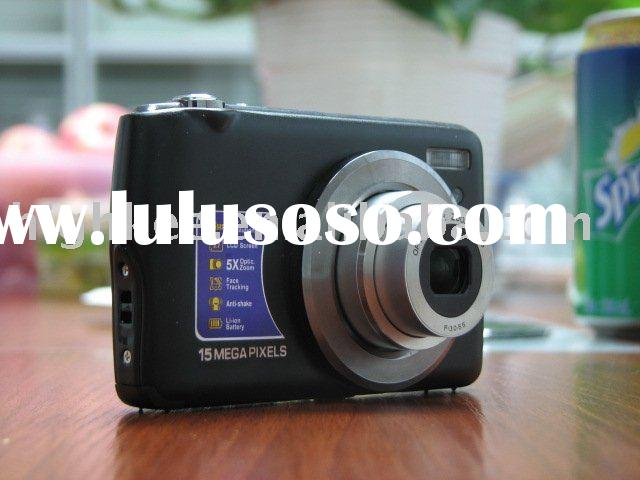 Digital Camera: 800OE, 5*optical zoom, cheap camera for gift camera