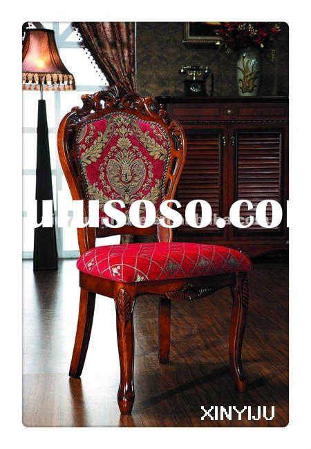 Dining room chair covers with arms FA616N