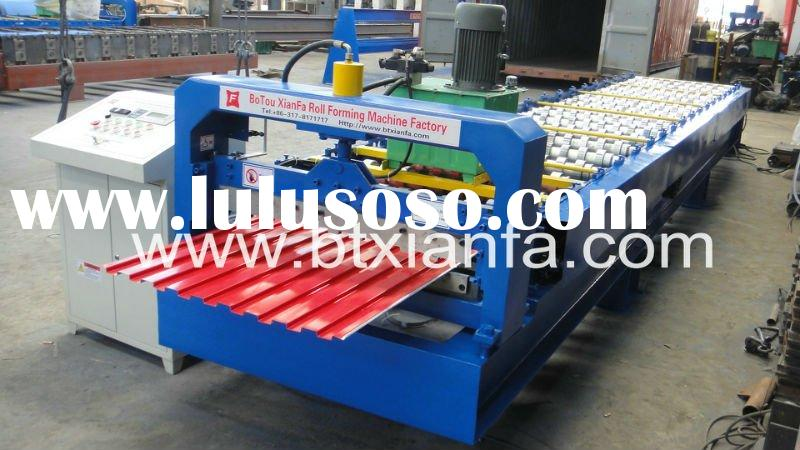 Door Frame Metal Roll Forming Machines