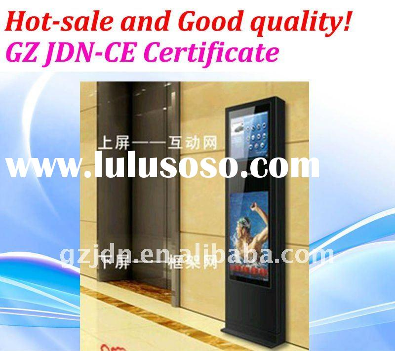 Double Screen LCD Advertising Player