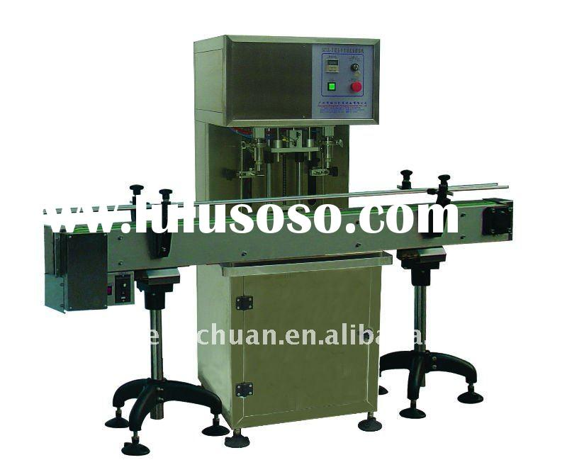 Double-head Semi-automatic water bottle liquid filling machine