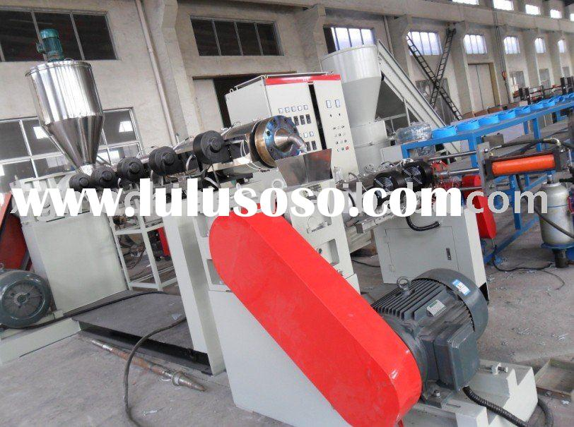 Double-ranks Recycling & Granulating Machine