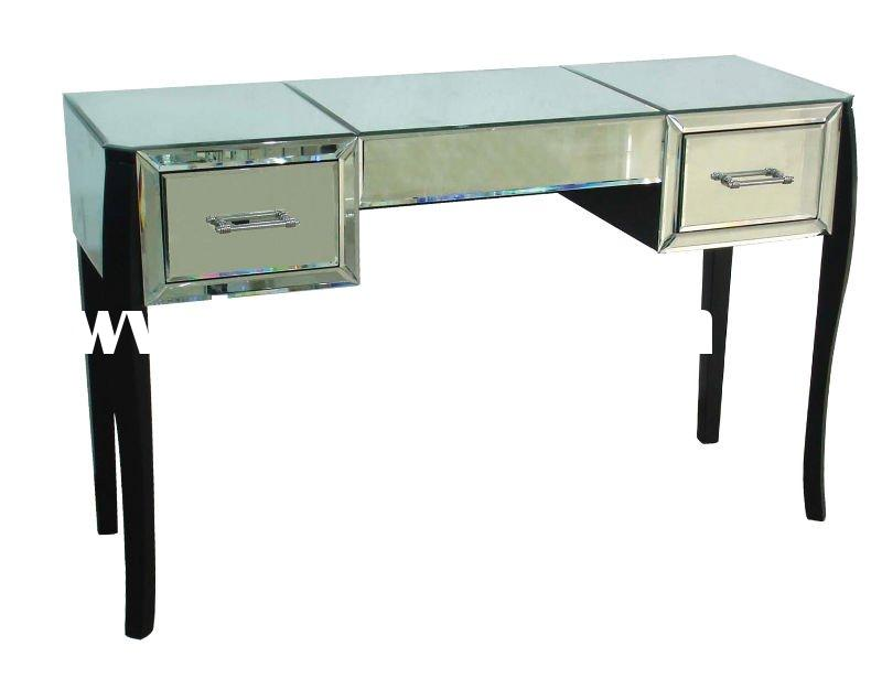 Dressers Dressing Table Makeup Table Mirrored Furniture--Jessie