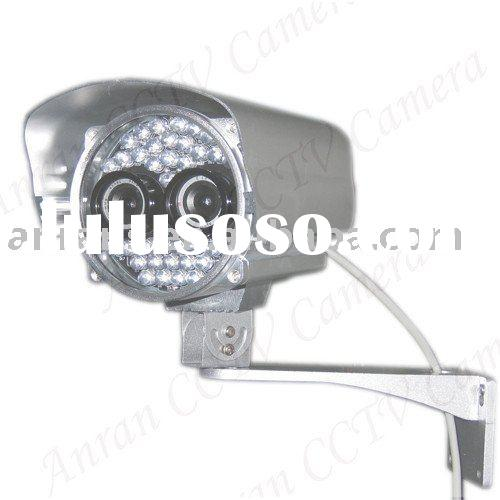 """Dual Sony 1/3"""" CCD 520/600 TV line Outdoor D/N Camera"""