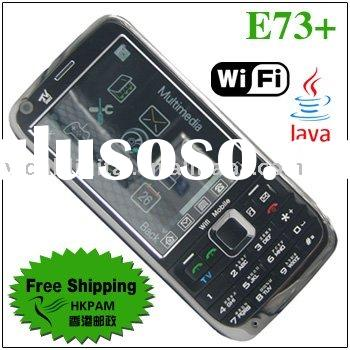 E73+GSM WIFI 3.0 inch touch screen mobile phone