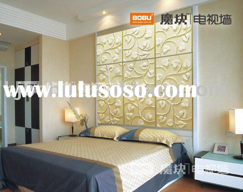 Eden high quality 3d board for home decor interior use
