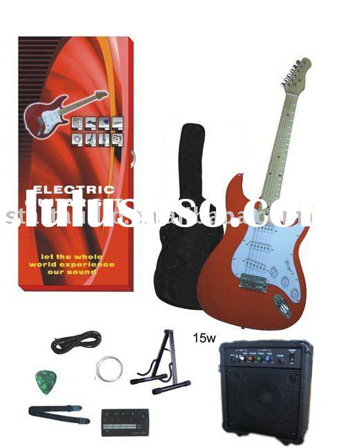 Electric Guitar Set with All of Accessories