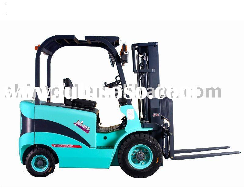 Electric forklift/battery operated forklift