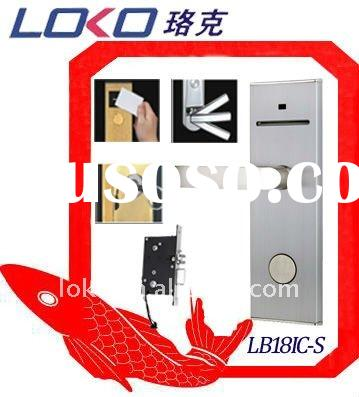 Electronic door lock for hotel, school,home ,apartment,residential district and holiday village etc