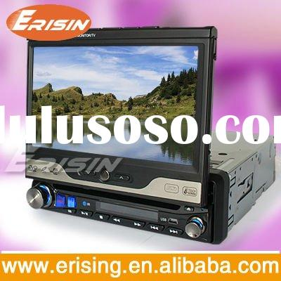 """Erisin 7"""" single din touch screen radios for cars dvd player TV"""