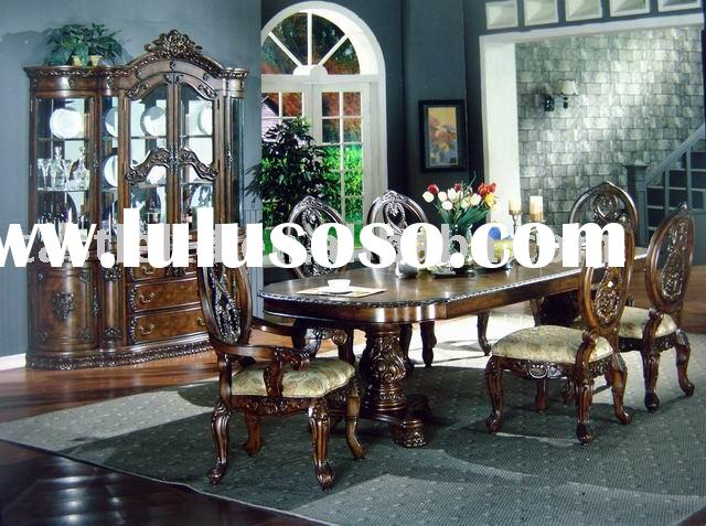 Europe Antique Dining Room Furniture