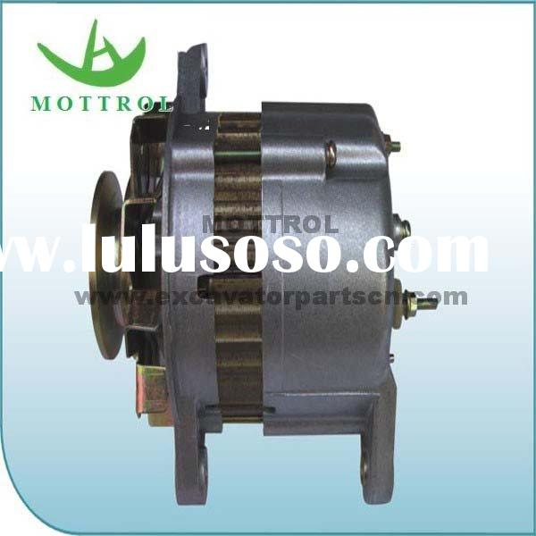 Excavator parts : Alternator Hitachi , Caterpillar , Komatsu , Volvo , Sumitomo , Daewoo, Hyundai