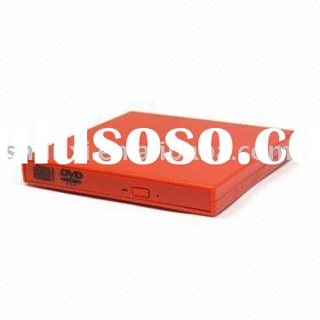 External DVD Burner with 12.7mm AD-5540A for Notebook DVD Drive