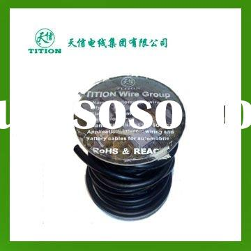 FLY Single-Core Unshielded low-tension wire for automobiles