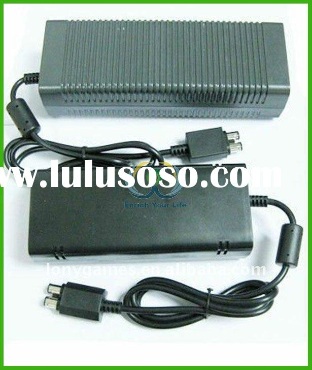 FXB-17 Wholesale For xbox 360 slim power supply 110V 220V ON SALE