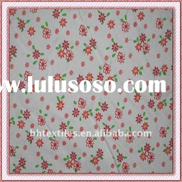 Fabric cotton polka dot