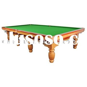 Factory for the most popular snooker table with good quality and competitive price Xinaosai