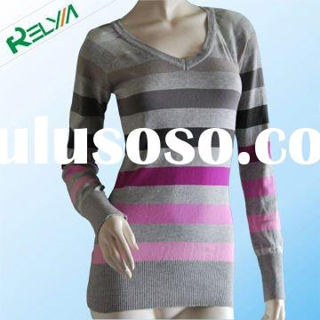 Fashion Pullover Women Knitted Sweater