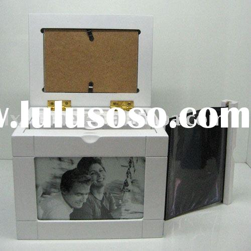 Fashion hot selling wooden photo frame