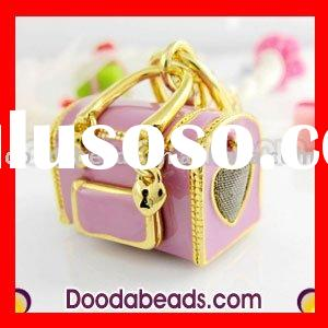 Fashion jewelry charms, pendant charms, alloy bracelet charms