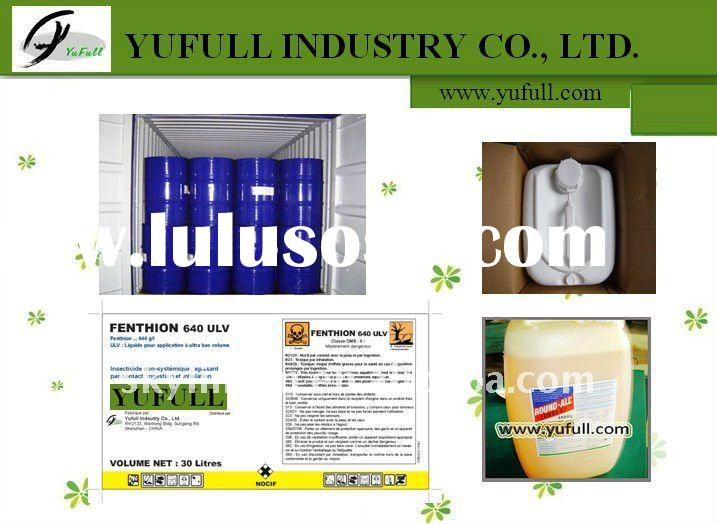 Fenthion 640g/L ULV, Insecticide,Agrochemicals/Pesticides