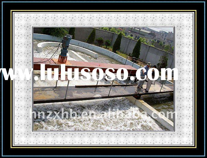 Fixed surface Aerator for wastewater treatment