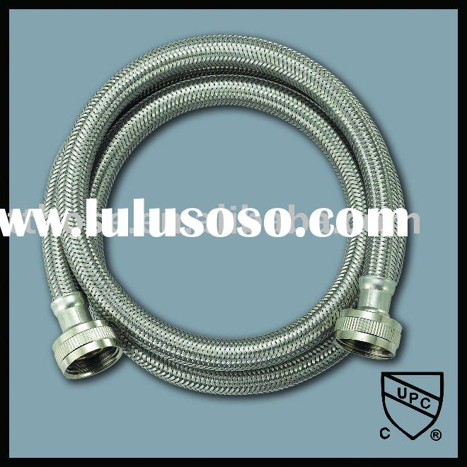 flexible stainless steel braided dishwasher hose for sale price china manufacturer supplier 739861. Black Bedroom Furniture Sets. Home Design Ideas
