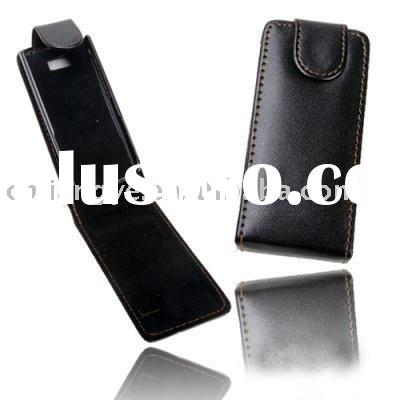 Flip PU Leather Pouch Case Cover for Nokia X3-02