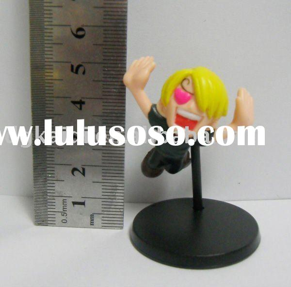 Flying man promotional cartoon cratfs /anime figure